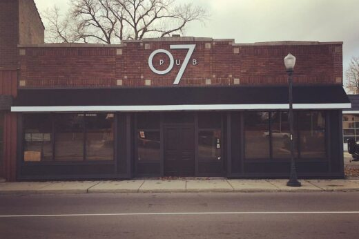 07 Pub – Your New Favorite Place to Hang Out!