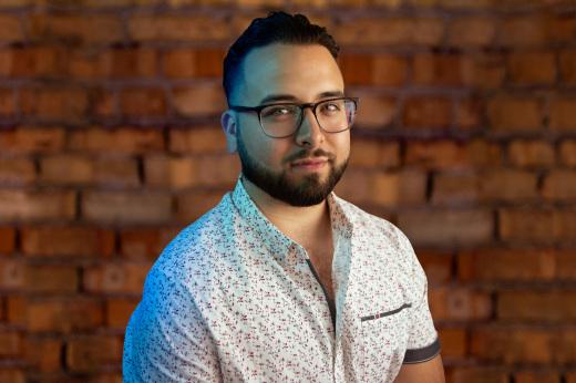 YLNI Chair Spotlight - Aaron Robles
