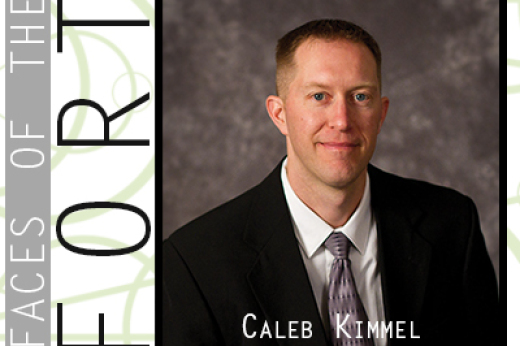 Faces of the Fort: Caleb Kimmel