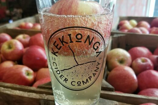 Kekionga Cider Company is booming in its first year