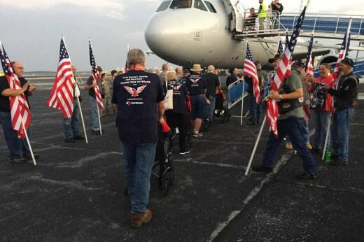 A Look Back at Honor Flight Northeast Indiana