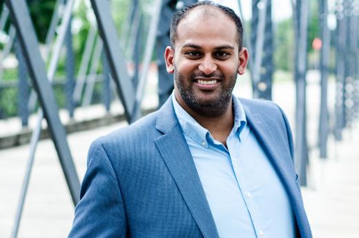Ian Broad-White, MHA, MBA